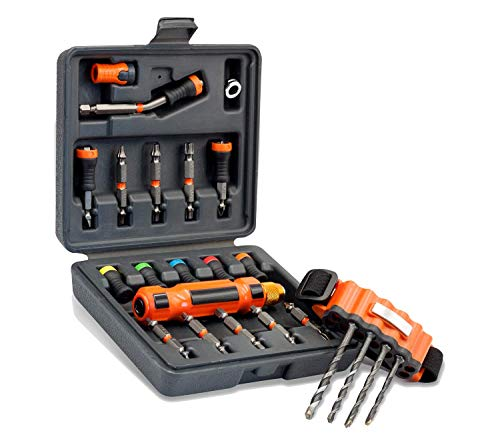 Magnet Driver Set DDN   Magnetic Drill, Drive and Nail Kit