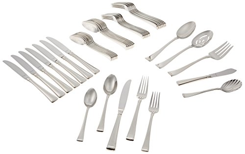 Gorham Column 45-piece Flatware Set
