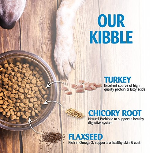 Wellness Simple Natural Grain Free Dry Limited Ingredient Dog Food Wellness Simple Natural Grain Free Dry Limited Ingredient Dog Food, Turkey & Potato, 26-Pound Bag.