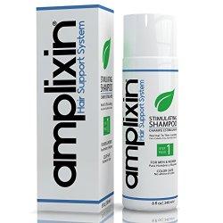 Amplixin Stimulating Shampoo - Healthy Hair Growth & Hair Loss Prevention