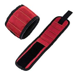 2PC Magnetic Wristband - Strong Magnet Wristband