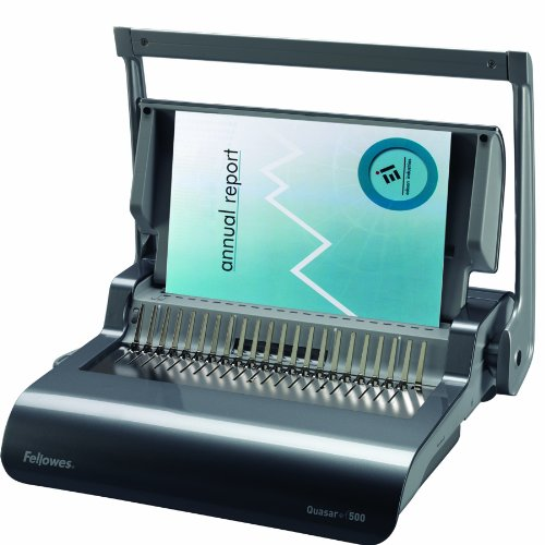 Fellowes Binding Machine Quasar+ Comb Binding