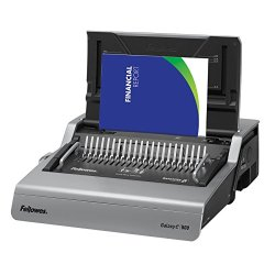 Fellowes Galaxy 500 Electric Comb Binding System, 500 Sheets