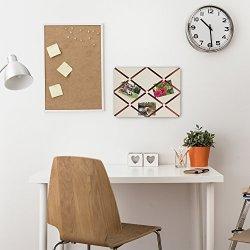 Breeze Point Fabric Memo & Photo Memo Board