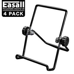 4pcs Multi Purpose Table Easels for Display Tablet Kindle