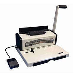 Tamerica OPTIMUS- Coil Binding Machine