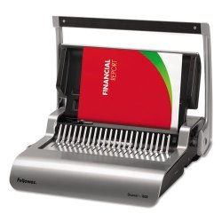 Quasar+ 500 Manual Comb Binding Machine