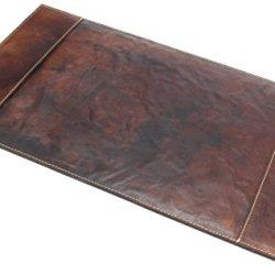 "ALPENLEDER Desk Pad ""PIEMONT"" | Made Of Buffalo Leather"