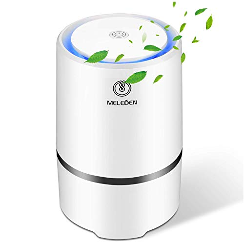 MELEDEN Air Purifier for Home with Filters, 2019 Upgraded Design