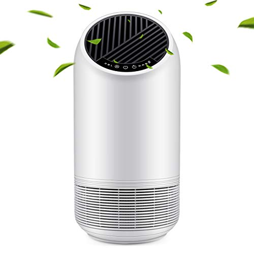Air Purifier, Home & Office Air Cleaner with True HEPA Filter
