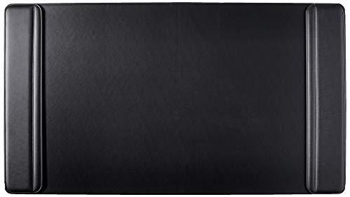 "Artistic 20"" x 36"" Sagamore Executive Desk Pad with Padded Flip Side Rails"