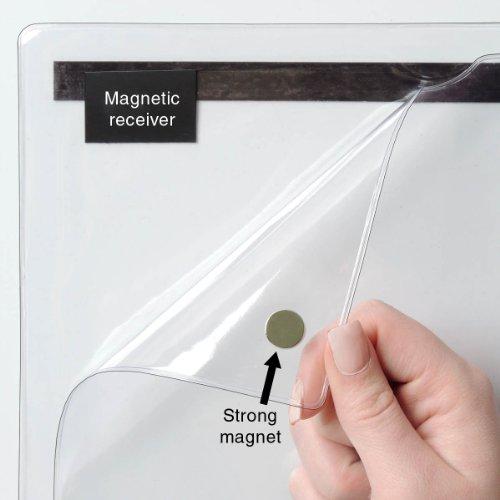 StoreSMART - Magnetic Closure Pocket - Magnetic-Back