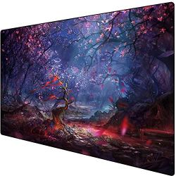 Gaming Mouse Pad Customized Extended Large Desk Mat Non-Slip Mouse Mat