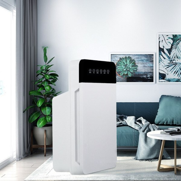 Air Purifier Cleaner Home HEPA Deodorizer Sterilization Germicidal
