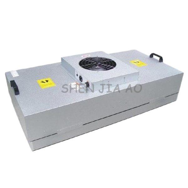 Air purifier FFU fan filter machine 100-level laminar