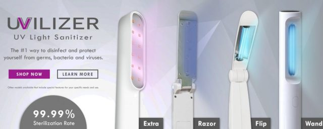 Light Sanitizer Products