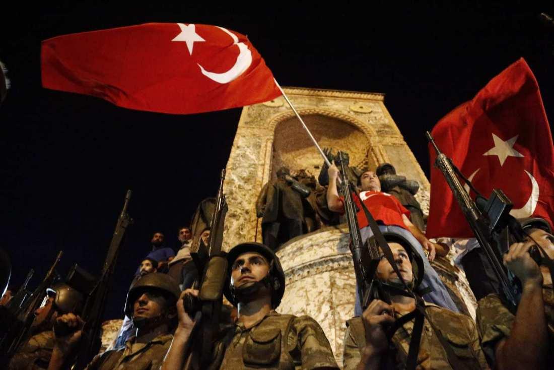 Η Τουρκία μπροστά στο μεγάλο δίλημμα
