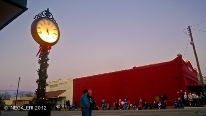 The Clock - Downtown Edgewood