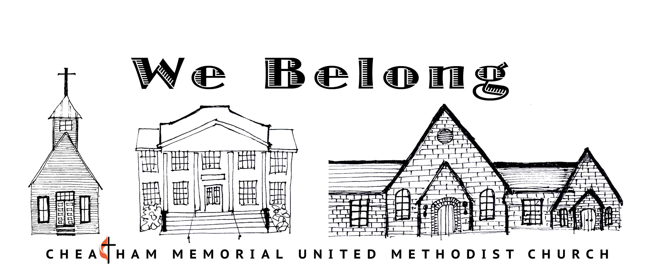 135th Anniversary of Cheatham Memorial UMC's Artwork