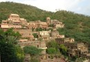 Neemrana Fort Palace,A wish to stay in Fort comes true