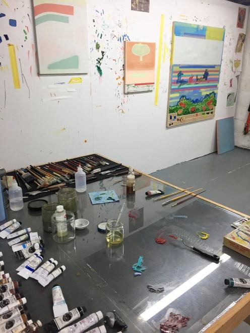 Curtis Miller studio