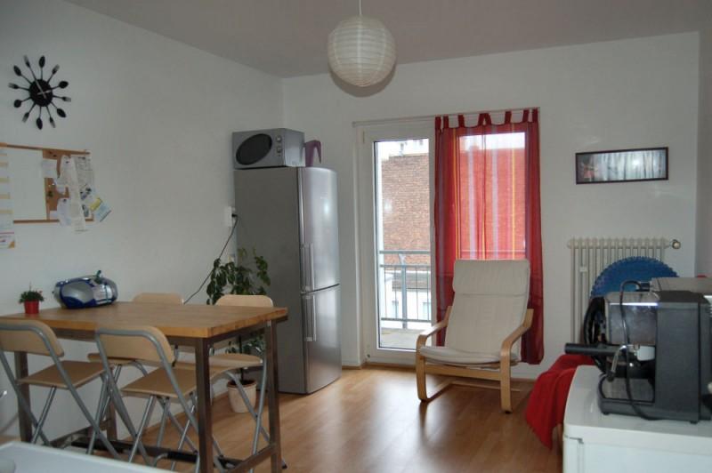 Gemtliche CityWohnung mit Balkon und kleiner Einbaukche  Ines Biedermann  Immobilien