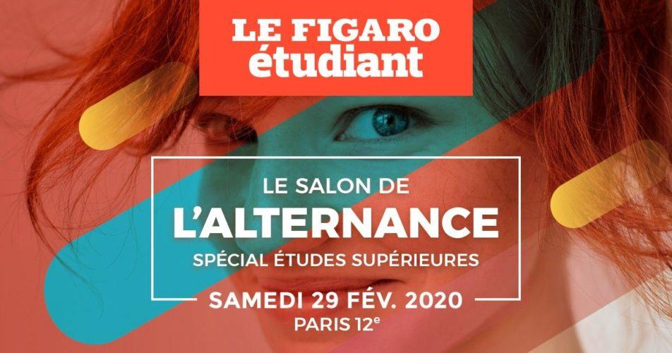 [Salon de l'alternance du Figaro] 29 février 2020 - INES