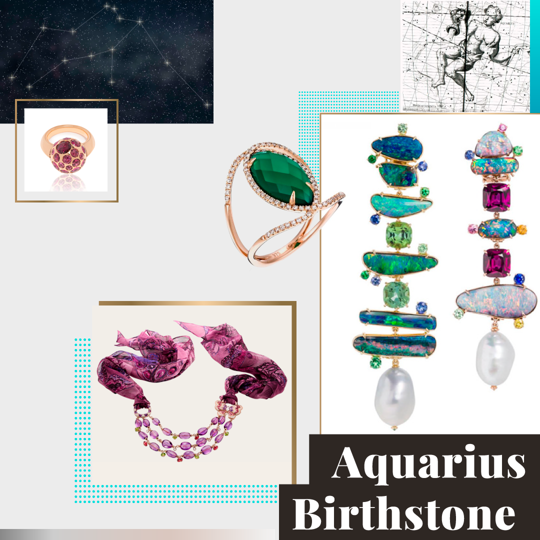aquarius birthstone