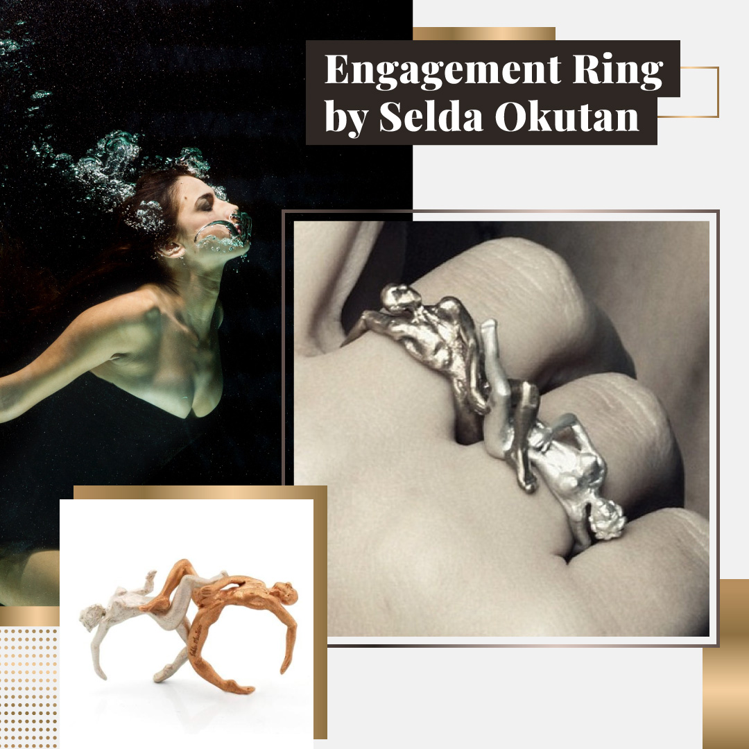 Engagement Ring by Selda Okutan