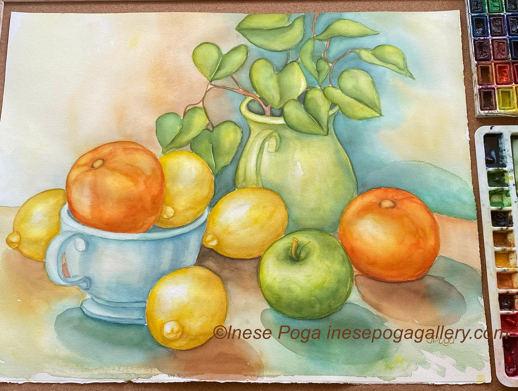 Still life with personal touch