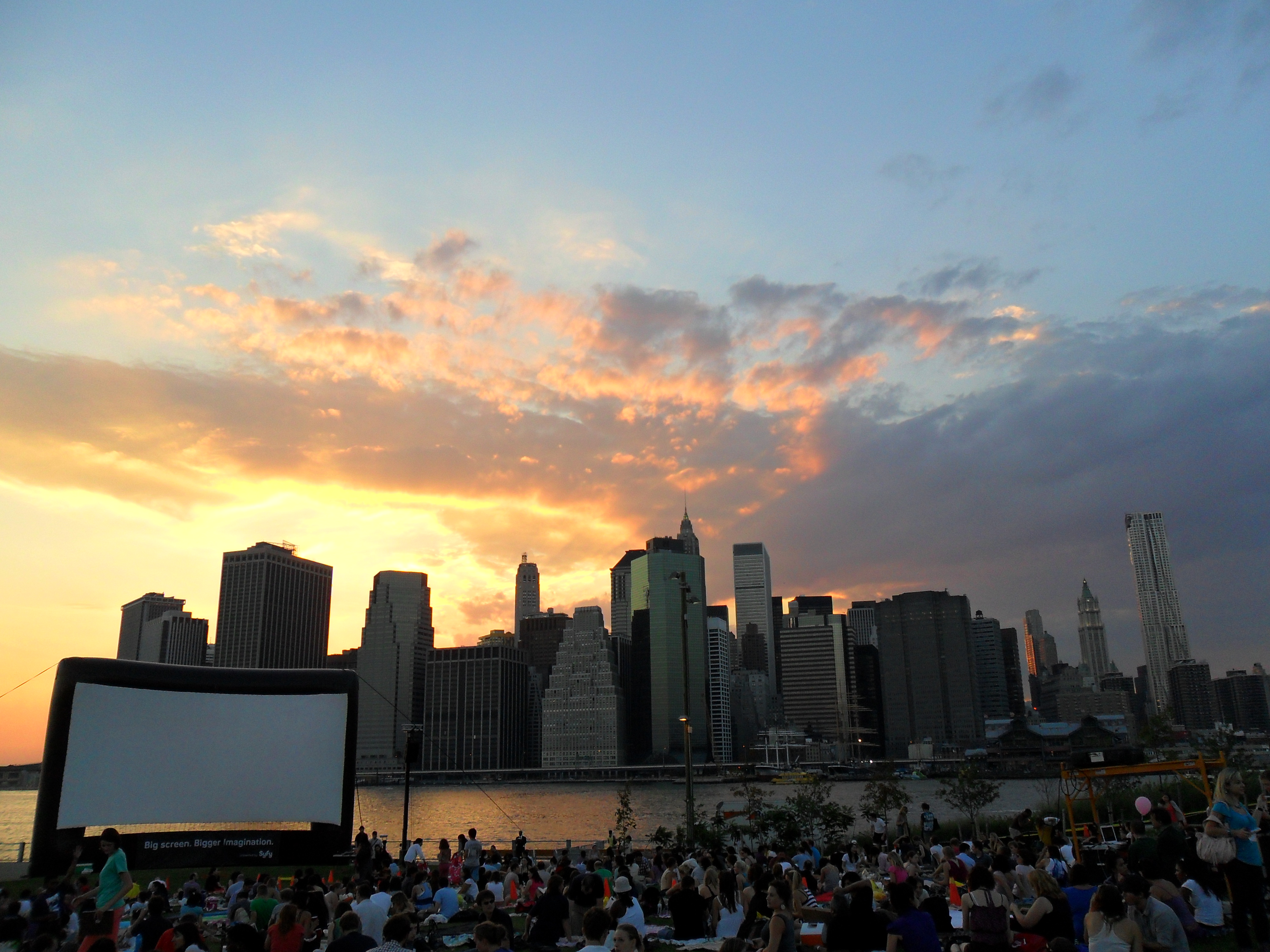 Blues Brothers  Brooklyn Bridge park  All the Things