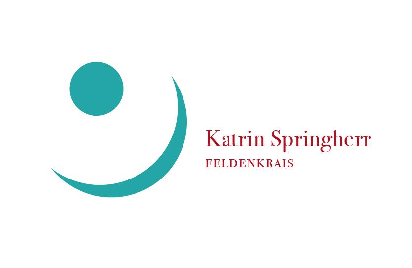 Katrin Springherr – Feldenkrais. Logodesign, Geschäftsausstattung