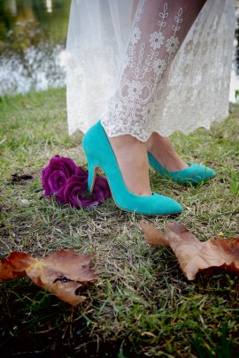 fashion shoes colorful pumps for fall