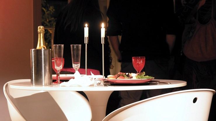 Table Set | performance de Rita Leite