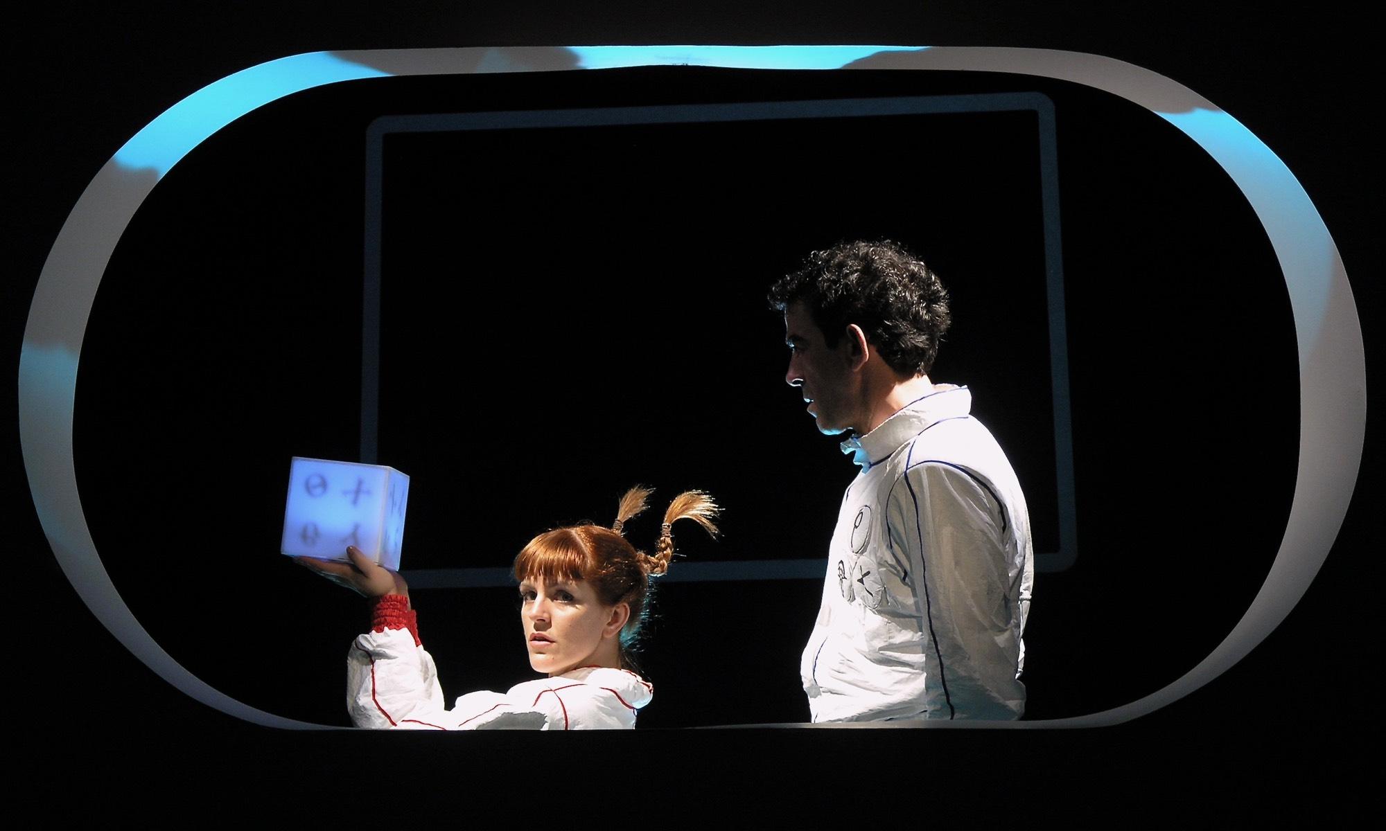 O Planeta das Palavras, de Rita Leite (teatro infantil)