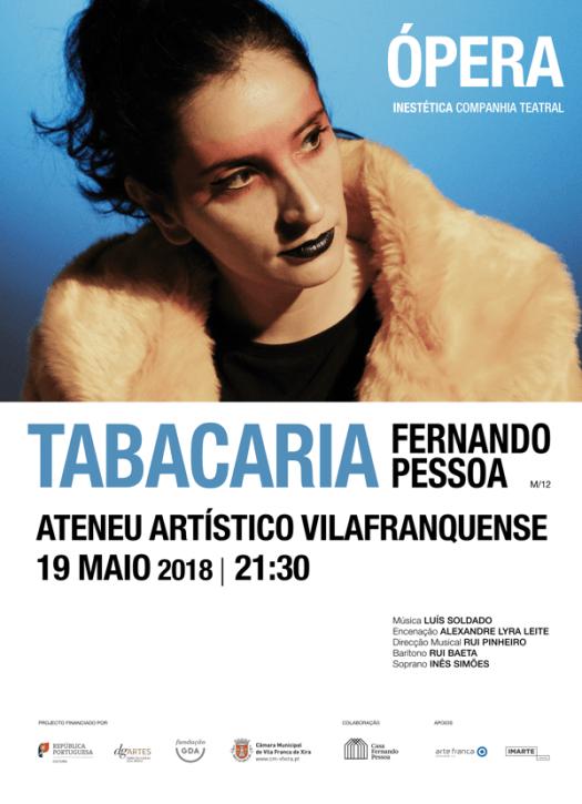 Tabacaria | ópera de câmara