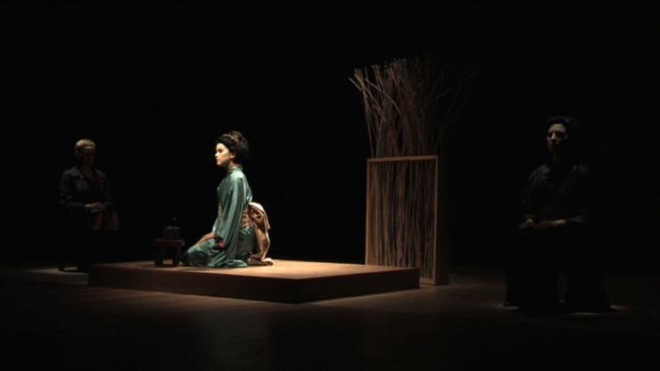 Maiko Express | performance de Alexandre Lyra Leite