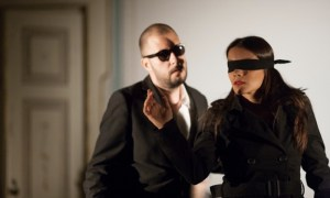 Début   performance de Alexandre Lyra Leite