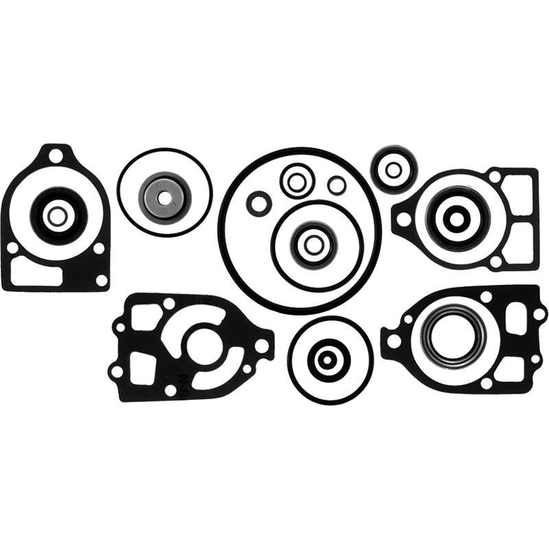 Sierra 18-2652 Mercruiser 26-33144A2 Alpha Lower Gearcase