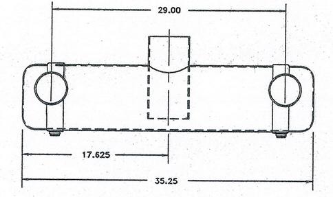 XS-SIL-3261 Silverton Muffler, replaces XS-SIL-3261 by