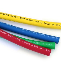 welding cable wire in yellow blue orange green black red color rated 600v [ 1642 x 1379 Pixel ]