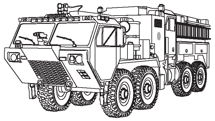 M977 Heavy Expanded Mobility Tactical Truck (HEMTT)