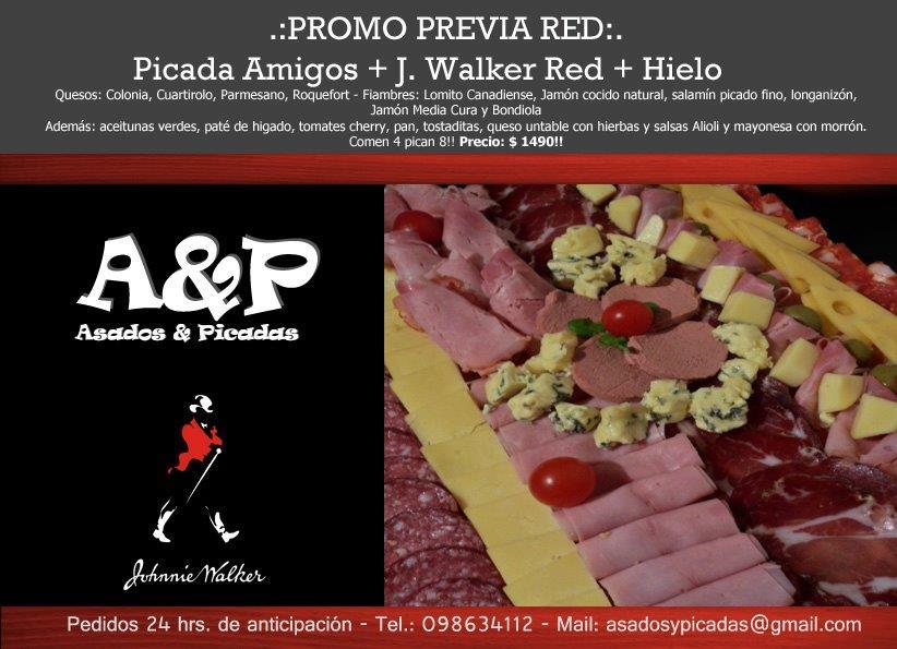 Asados  Picadas Montevideo Uruguay