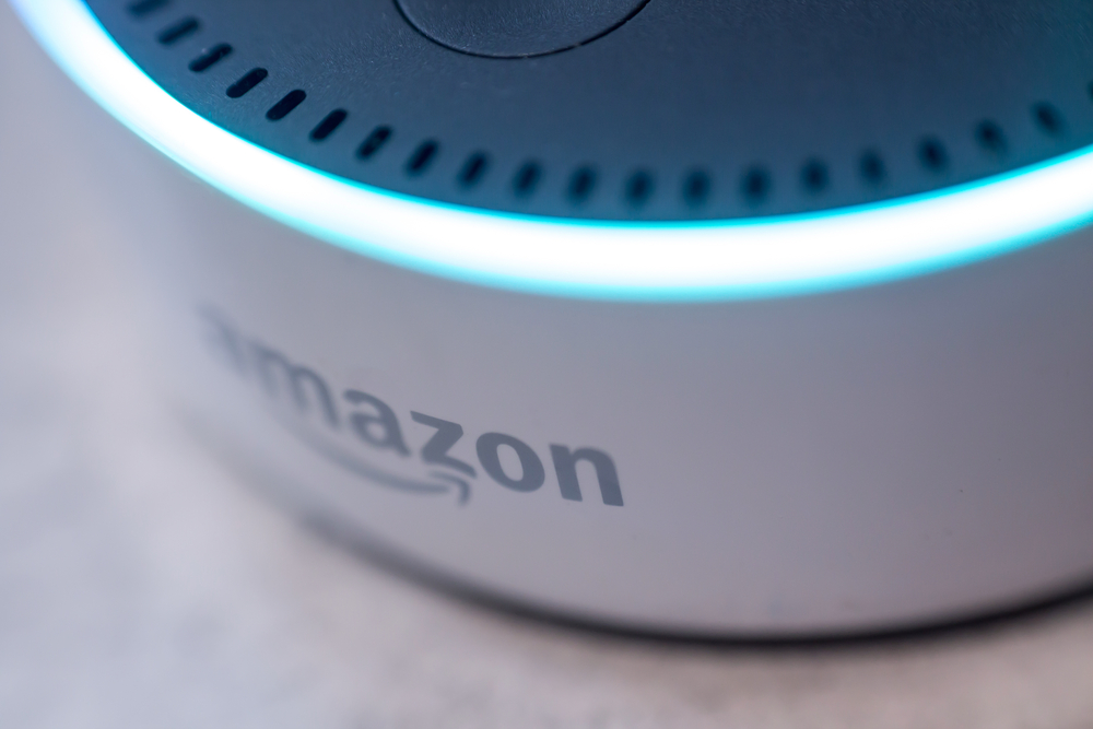 red lights on amazon echo devices mean