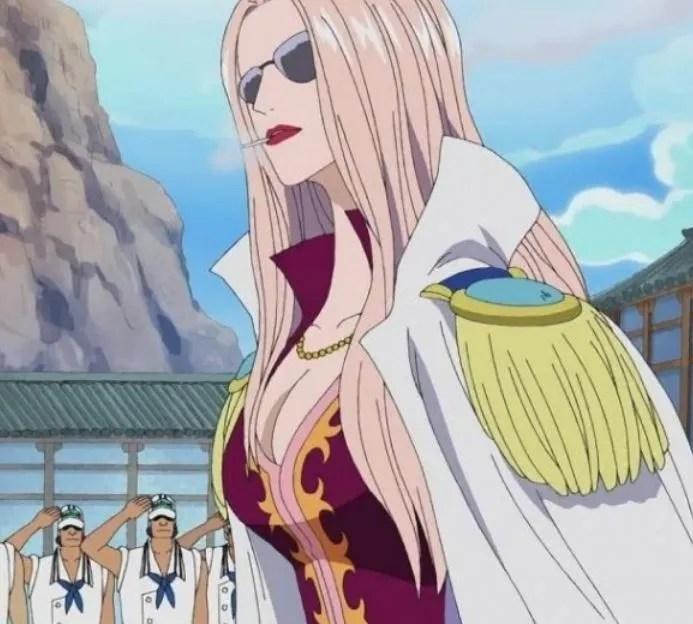 海賊王:幾個不得不認識的女性角色,她的名字讓人聞風喪膽!