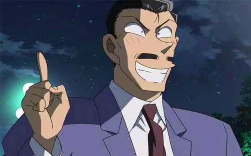 柯南:哪些細節可以證明小五郎不是普通人?其中一個很明顯!