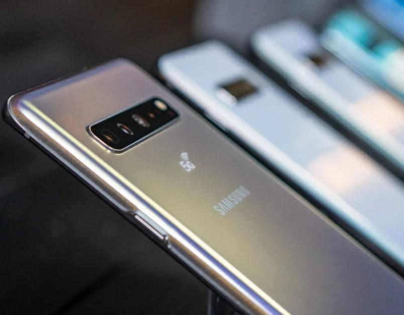 韓國5G用戶超過300萬人。三星5G手機全球銷量第一!