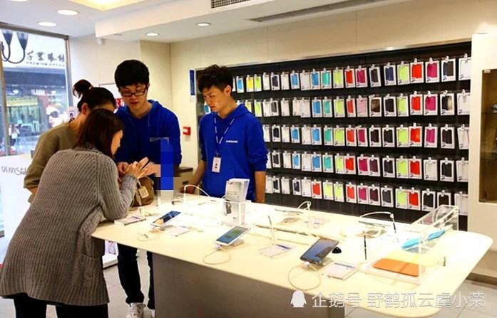 在實體店買手機和在網上買,到底有什么區別?原來竟有這么多套路_騰訊新聞