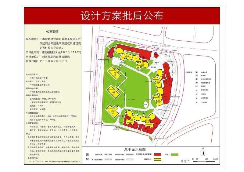 一線江景!周邊房價7萬+!荔灣冷凍廠項目要來了?_騰訊新聞