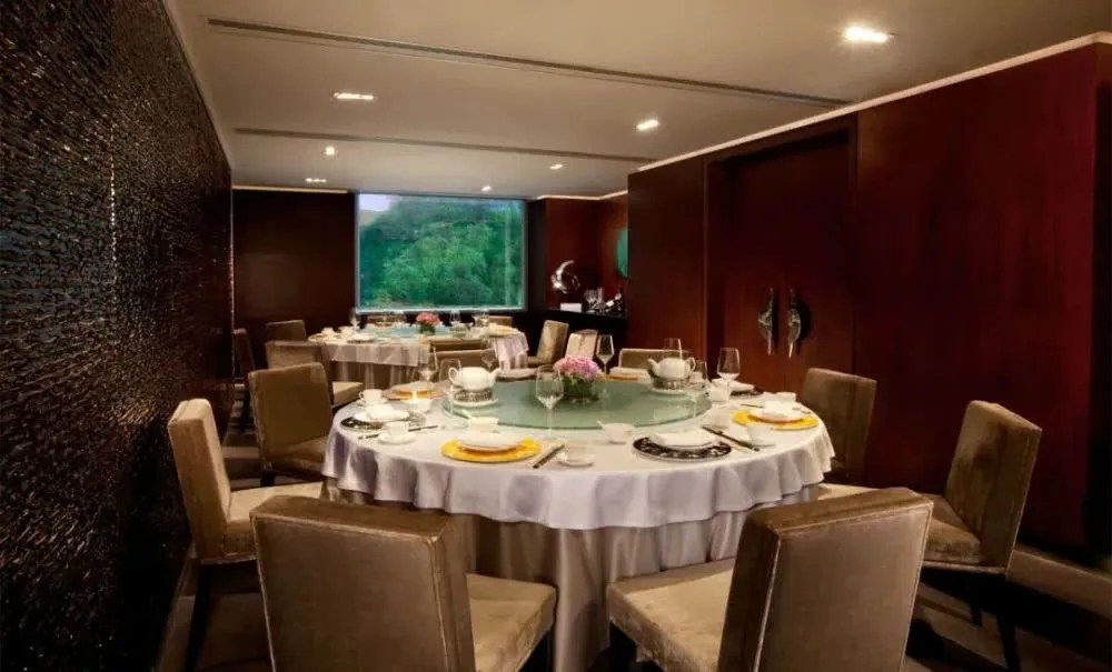 香港高級粵菜餐廳——國金軒出品賞析_騰訊新聞